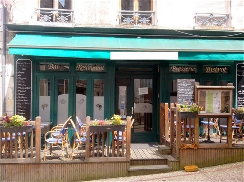 Commercial property sale shop Sancerre 132 000€ - Picture 1
