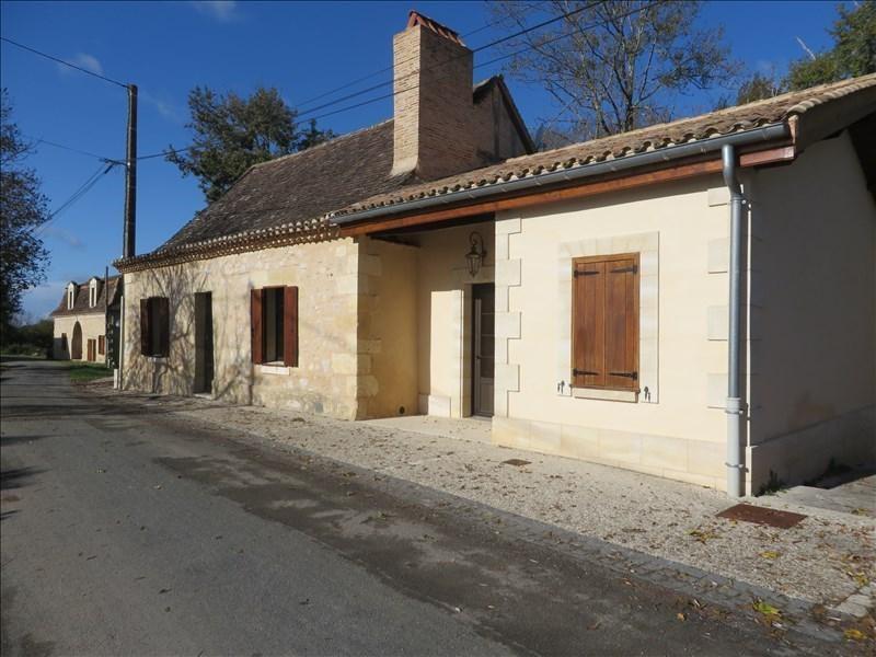 Sale house / villa St martial d artenset 285000€ - Picture 1