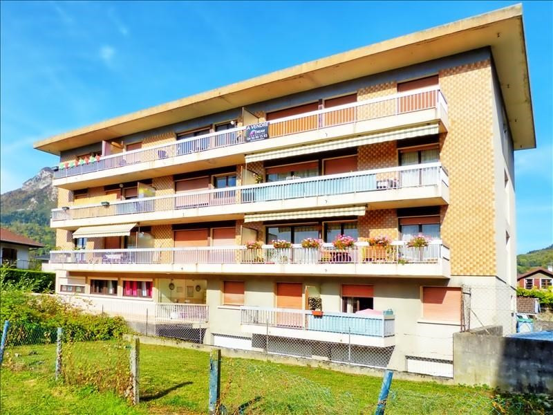 Sale apartment Cluses 189500€ - Picture 1