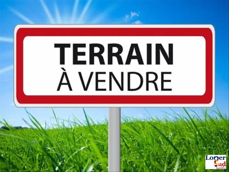 Vente terrain Castelnau le lez 220000€ - Photo 1
