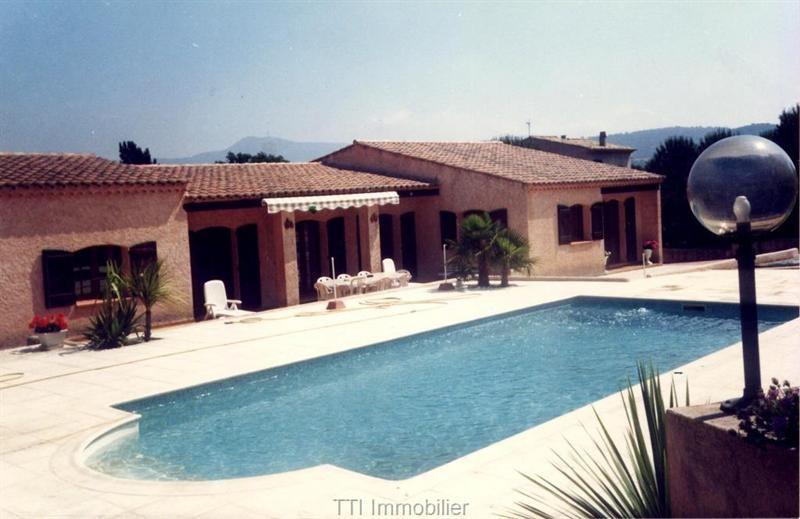 Sale house / villa Plan de la tour 1100000€ - Picture 1