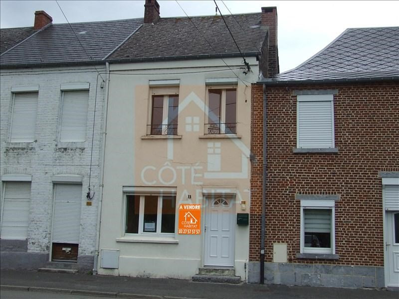 Sale house / villa Avesnes sur helpe 76 500€ - Picture 1