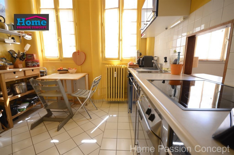 Vente appartement Suresnes 565000€ - Photo 3