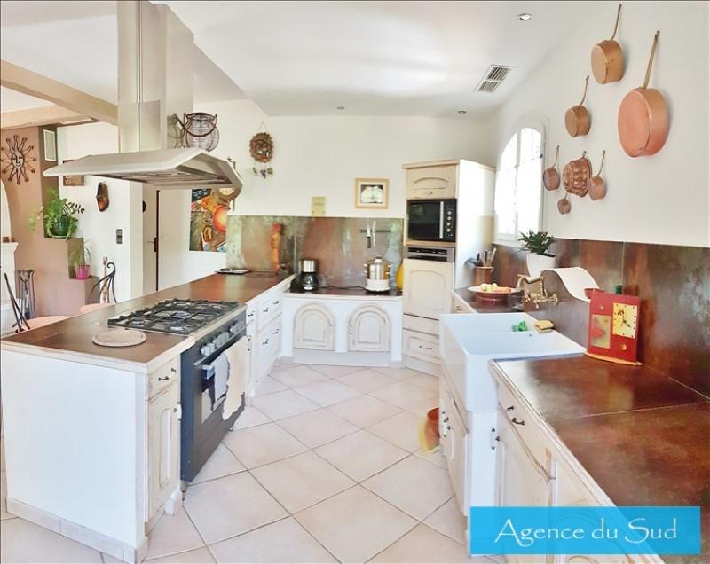 Vente de prestige maison / villa Roquevaire 584000€ - Photo 9