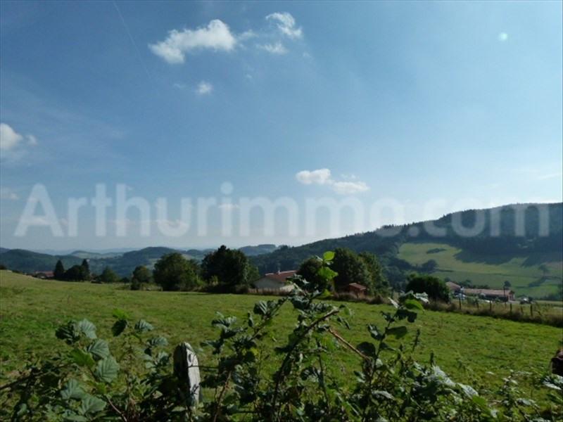 Vente terrain Affoux 67000€ - Photo 2