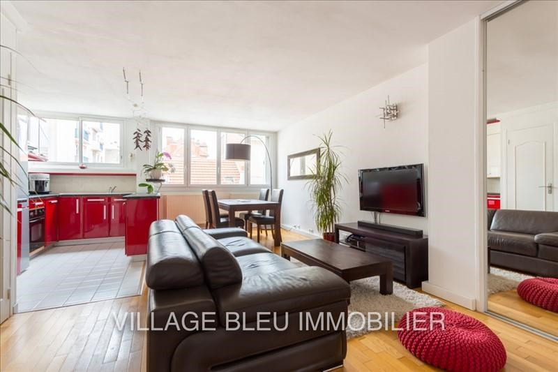 Vente appartement Asnieres sur seine 336 000€ - Photo 2