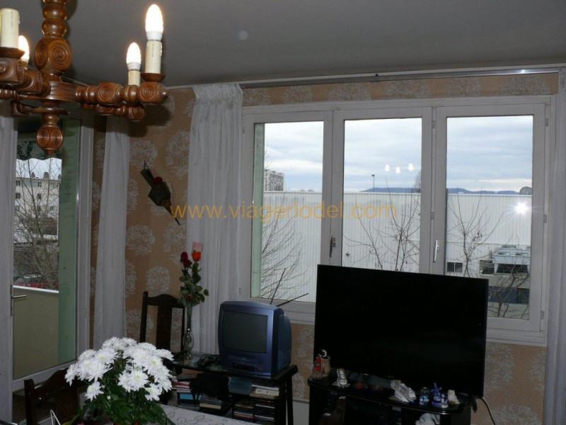 Vendita nell' vitalizio di vita appartamento Clermont-ferrand 55000€ - Fotografia 6
