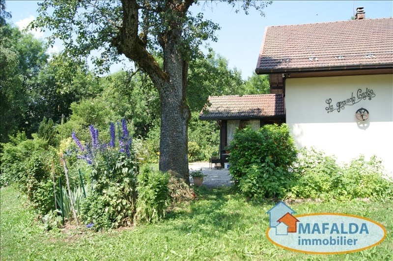 Sale house / villa Mont saxonnex 381 800€ - Picture 3