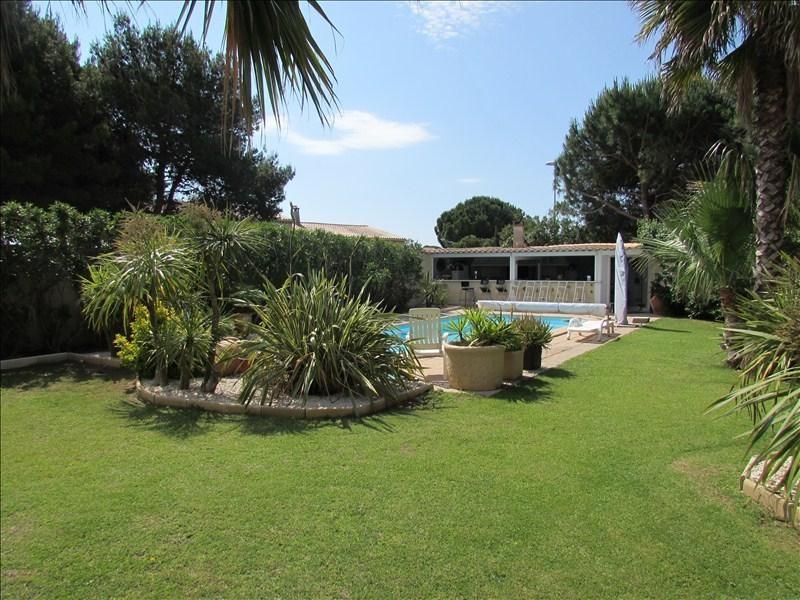 Vente de prestige maison / villa Le grau d agde 615000€ - Photo 3
