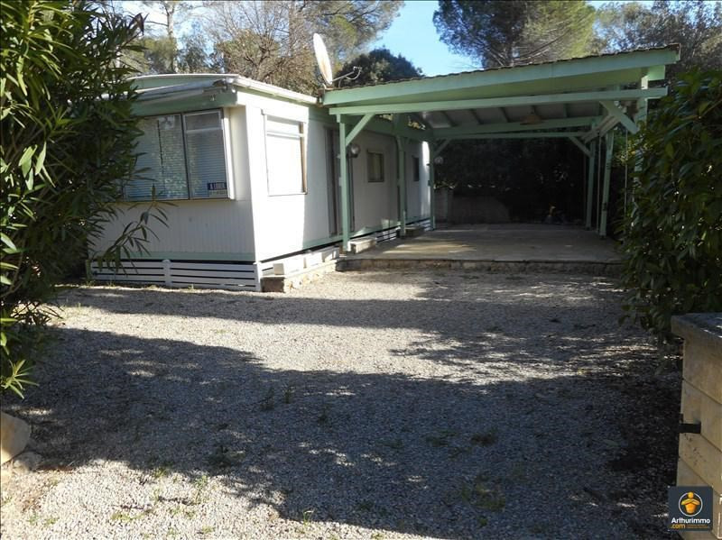 Vente terrain Frejus 75 000€ - Photo 1