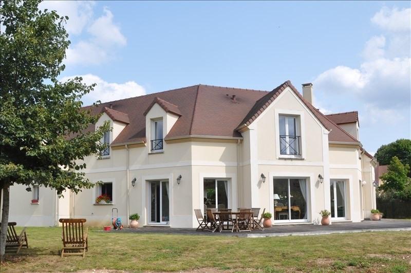 Sale house / villa St nom la breteche 975000€ - Picture 1