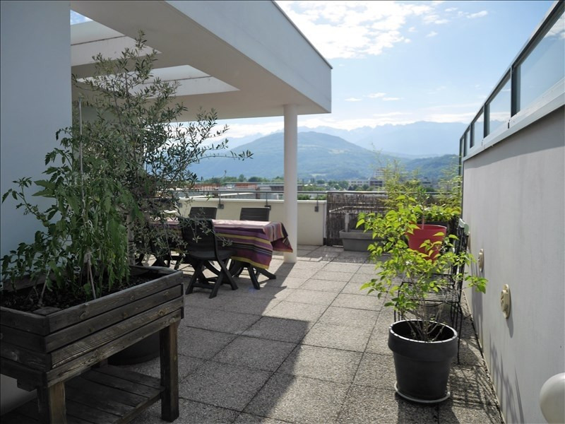 Sale apartment Echirolles 320000€ - Picture 1