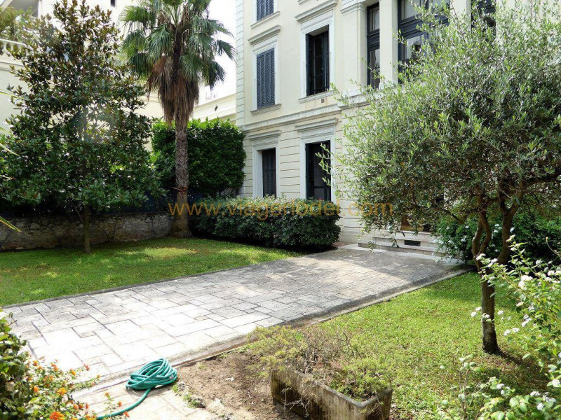 Life annuity apartment Cannes 130 000€ - Picture 2