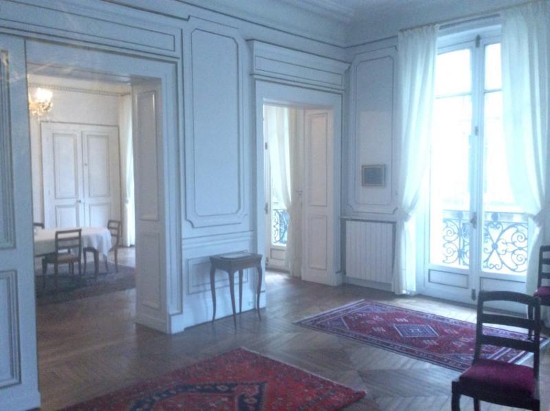 Rental apartment Paris 8ème 6000€ CC - Picture 1