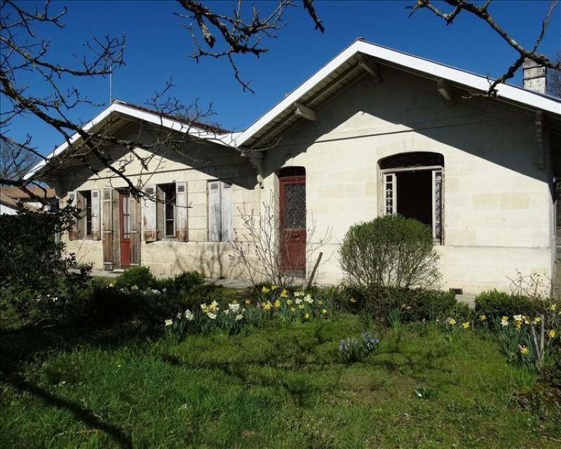 Vente maison / villa Arsac 165000€ - Photo 1