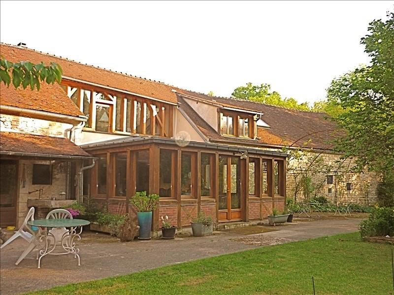 Vente de prestige maison / villa Fleury la vallee 415000€ - Photo 1