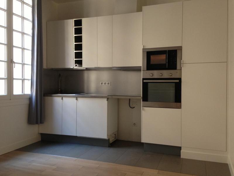 Location appartement Paris 3ème 1200€ CC - Photo 1
