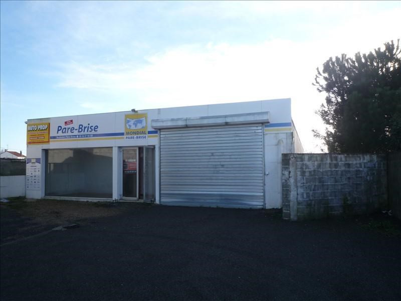 Location local commercial Rochefort 100€ +CH/ HT - Photo 1