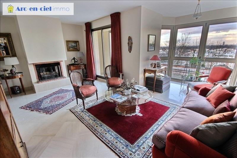 Revenda residencial de prestígio casa Suresnes 1495000€ - Fotografia 6