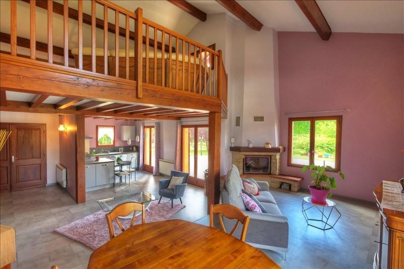 Vente maison / villa Morestel 399000€ - Photo 5
