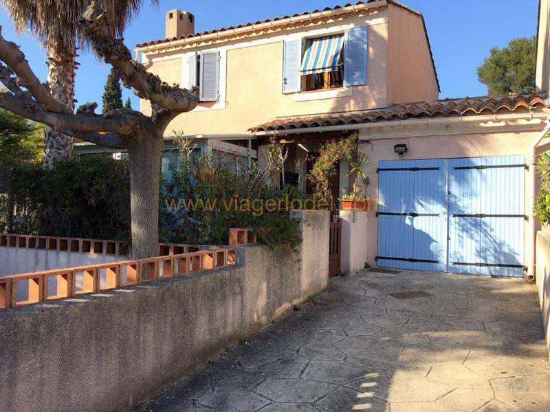 Verkauf auf rentenbasis haus La ciotat 152500€ - Fotografie 1