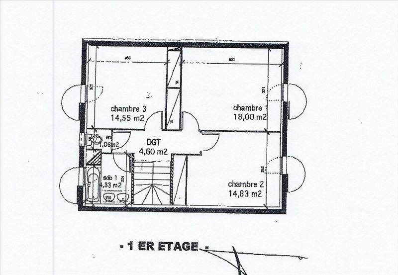 Sale house / villa Cailloux sur fontaines 315000€ - Picture 4
