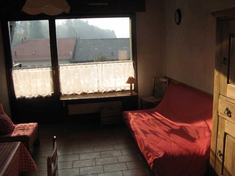 Rental apartment Le fayet 605€ CC - Picture 3