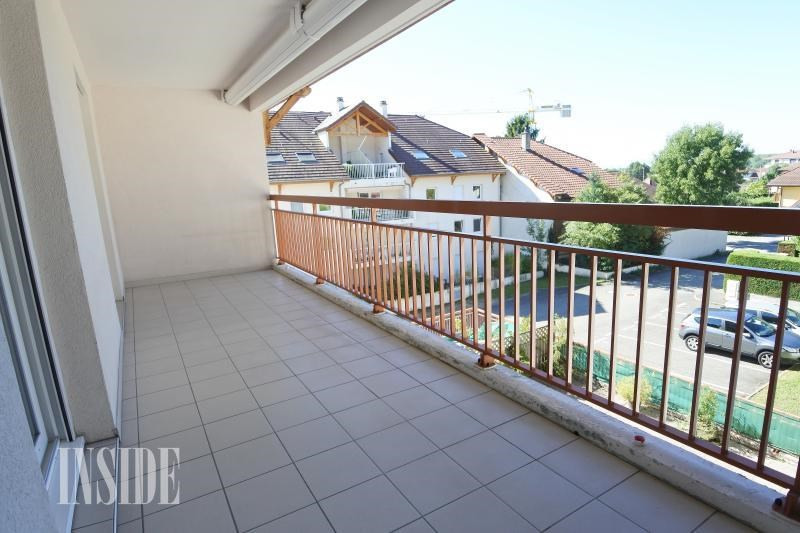 Vente appartement Cessy 286 000€ - Photo 3