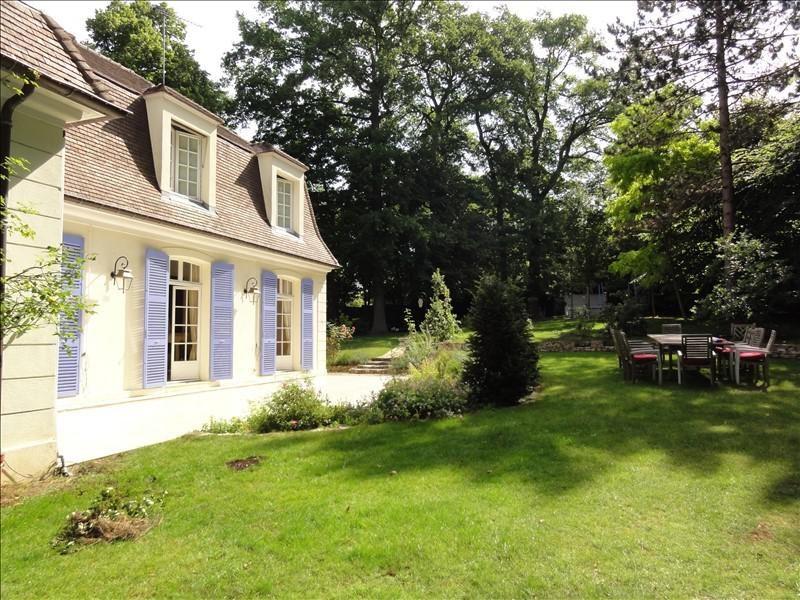 Venta de prestigio  casa Louveciennes 1575000€ - Fotografía 2