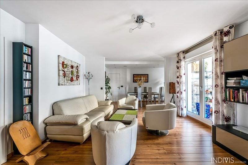 Vente appartement Suresnes 699000€ - Photo 2