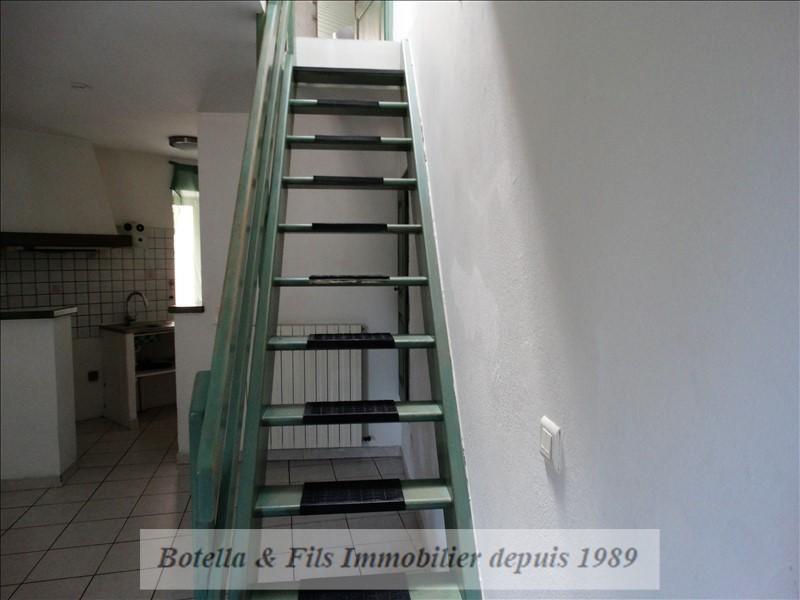 Verkoop  huis Bagnols sur ceze 103000€ - Foto 4