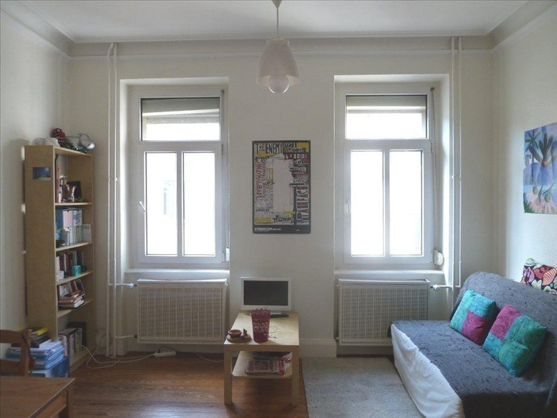 Rental apartment Strasbourg 840€ CC - Picture 1