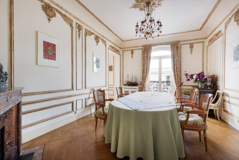 Revenda residencial de prestígio apartamento Paris 16ème 2090000€ - Fotografia 7