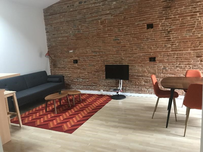 Rental apartment Toulouse 850€ CC - Picture 1