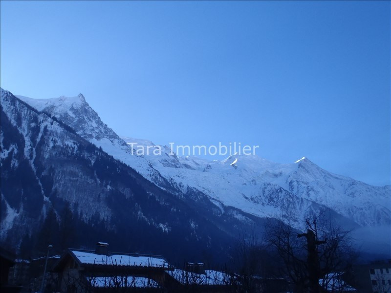 Vente appartement Chamonix mont blanc 550 000€ - Photo 3