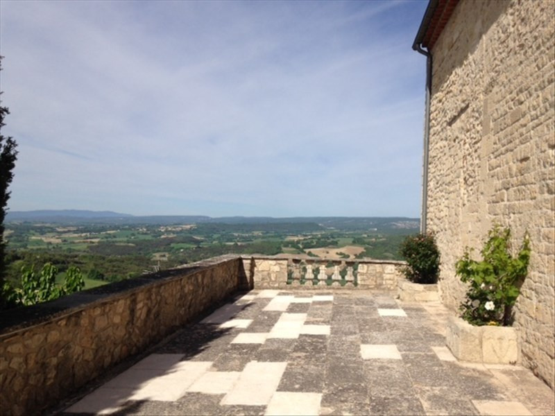 Deluxe sale chateau Lurs 885000€ - Picture 3