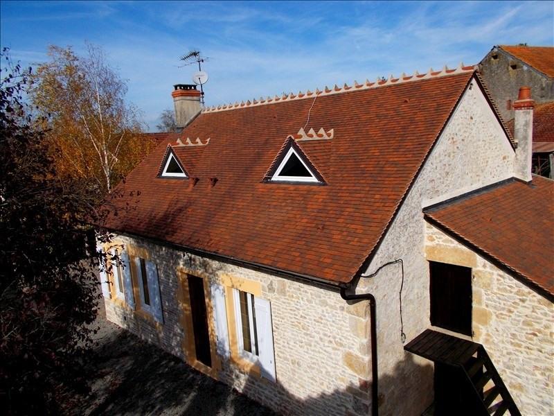 Sale house / villa St jean aux amognes 220000€ - Picture 1