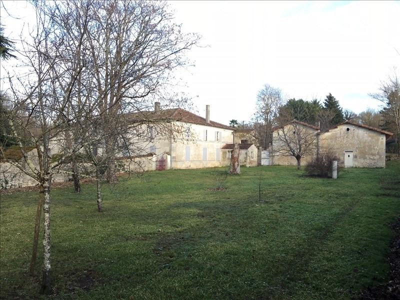 Vente de prestige maison / villa Entre cognac et saintes 682500€ - Photo 1