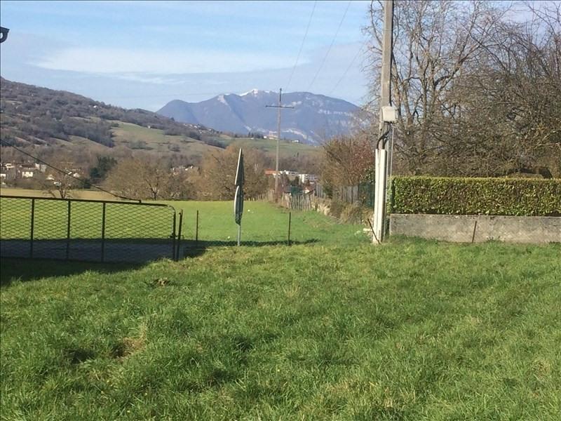 Vente terrain Yenne 69000€ - Photo 2