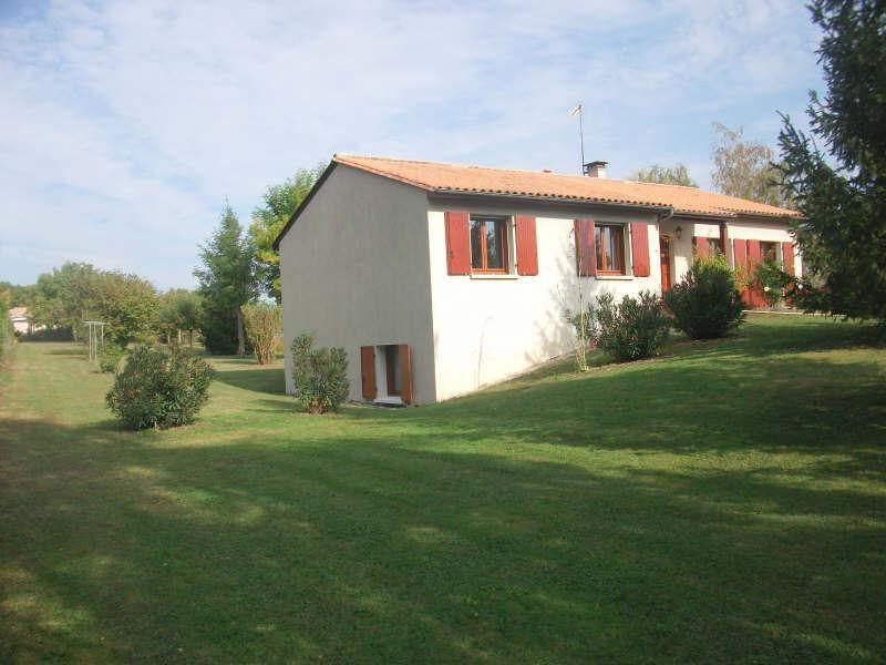 Vente maison / villa Aigre 185000€ - Photo 10