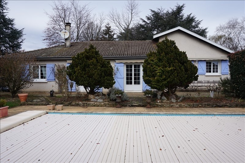 Vendita casa Chonas l amballan 348000€ - Fotografia 2