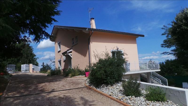 Vente maison / villa Meximieux 369000€ - Photo 1