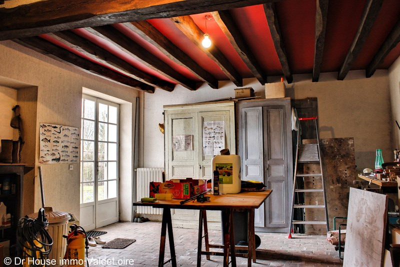 Vente maison / villa Marchenoir 211900€ - Photo 7