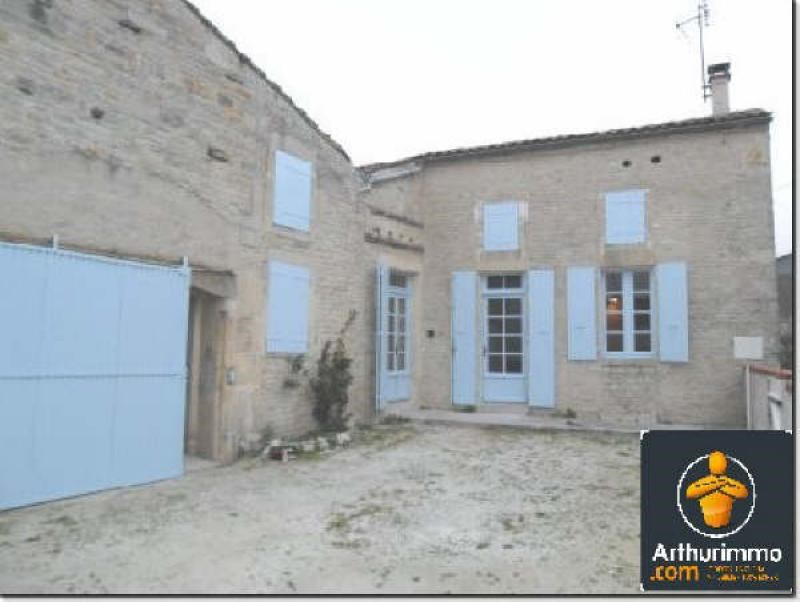 Rental house / villa Brie sous matha 553€ +CH - Picture 1