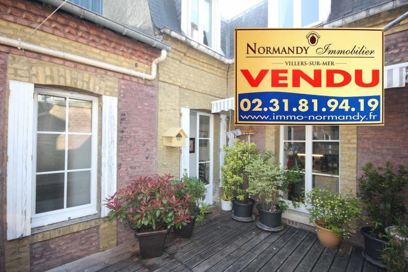 Vente appartement Villers sur mer 265000€ - Photo 1