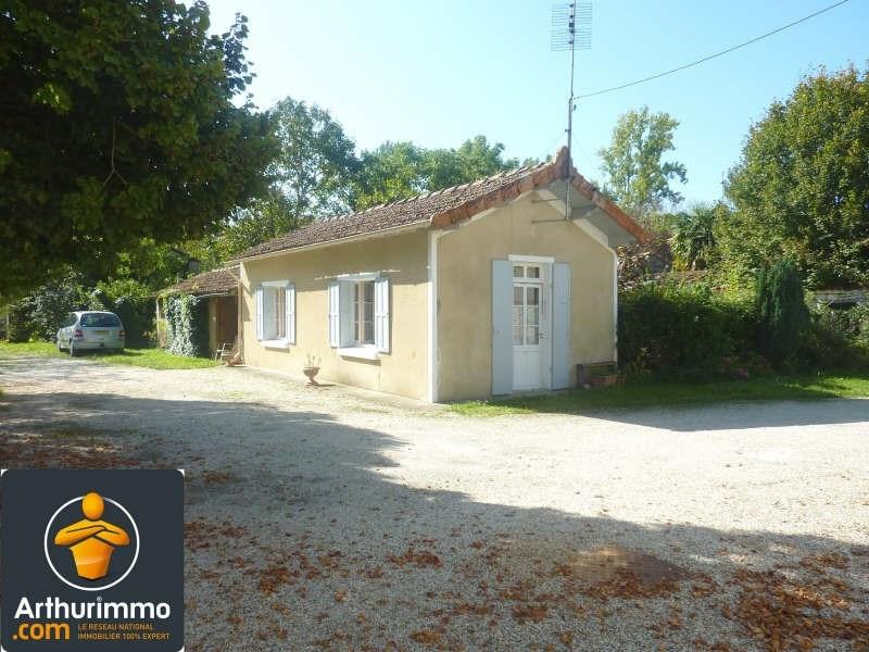 Sale house / villa Matha 133000€ - Picture 3