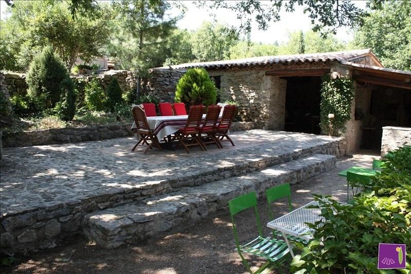 Vente de prestige maison / villa Barjac 740000€ - Photo 10