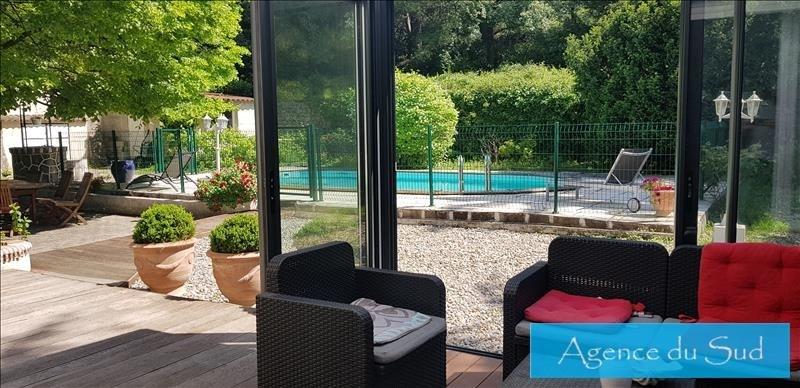Vente de prestige maison / villa La penne sur huveaune 590000€ - Photo 2