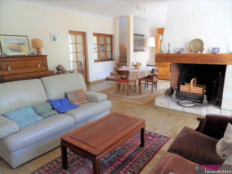 Deluxe sale house / villa Quint fonsegrives 598000€ - Picture 3