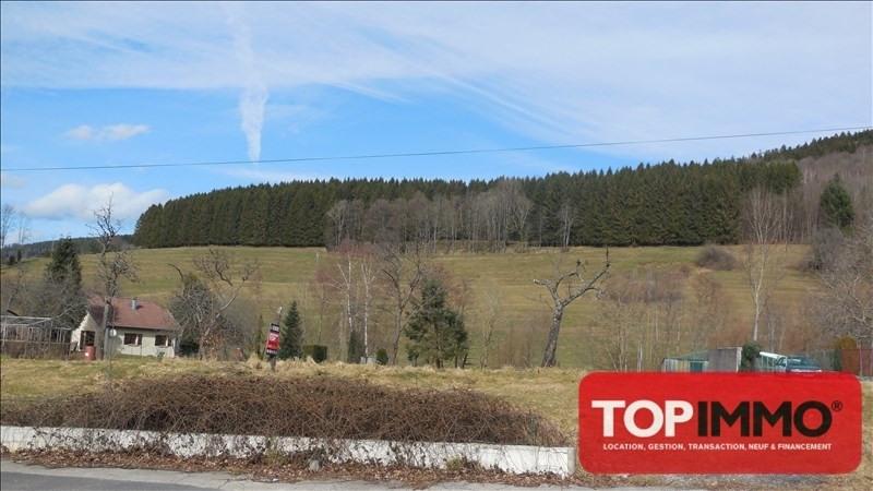 Vente terrain Plainfaing 34000€ - Photo 1